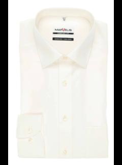 Marvelis strijkvrij overhemd comfort fit Ecru (7973-64-20N)