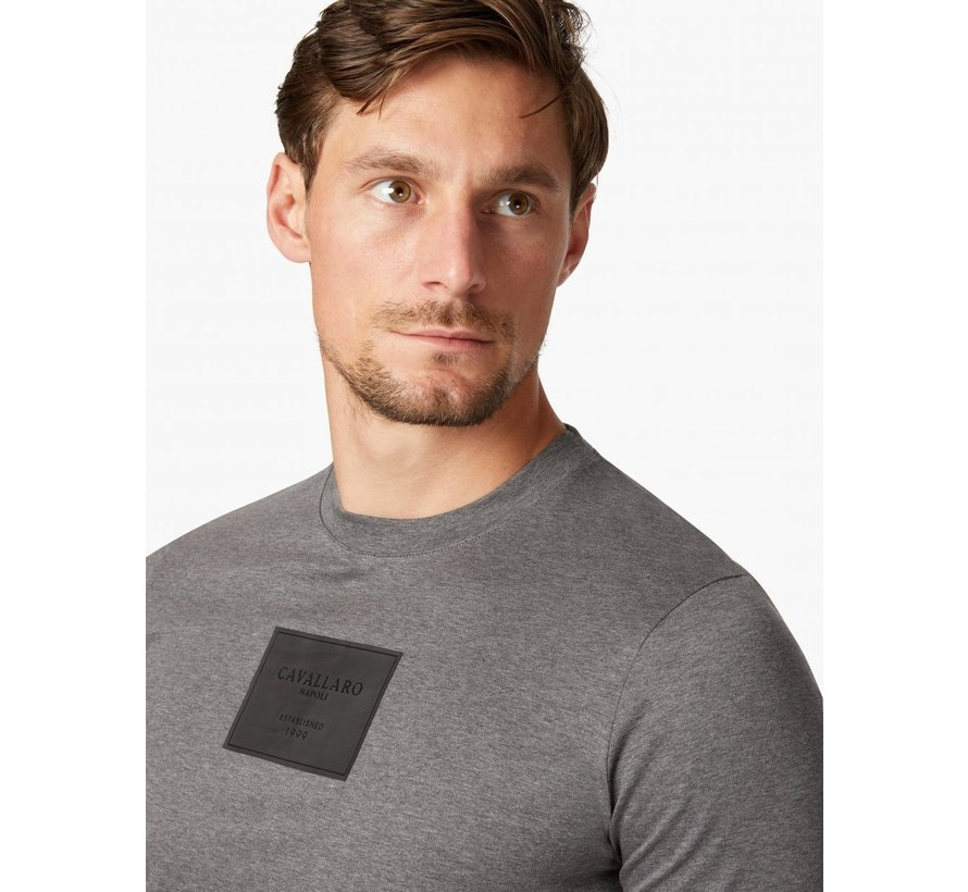 T-shirt Ferzetti Grey Melange (117215004 - 950000)