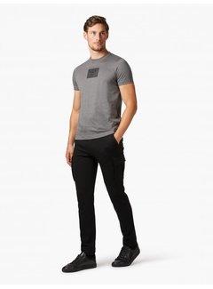 Cavallaro Napoli T-shirt Ferzetti Grey Melange (117215004 - 950000)