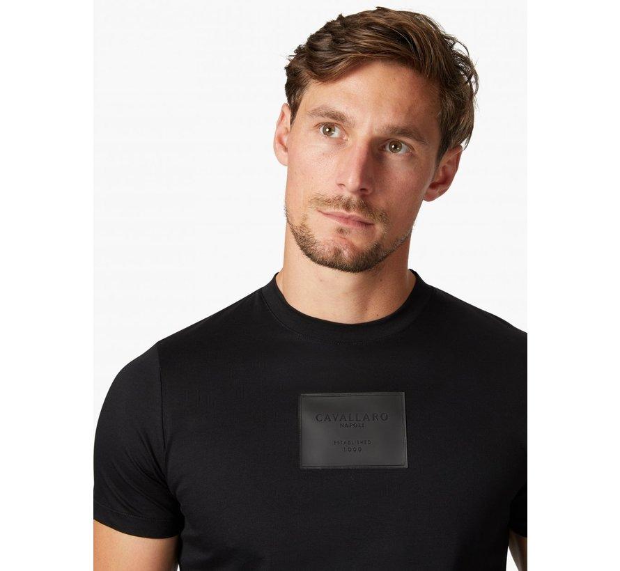 T-shirt Ferzetti Black (117215004 - 990000)