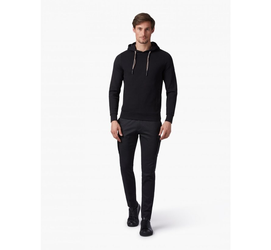 Hooded Sweater Tognazzi Black (120215007 - 999000)