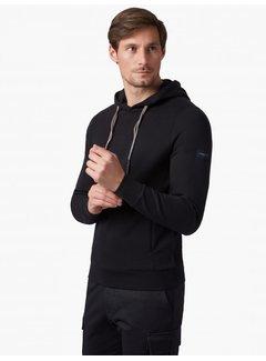 Cavallaro Napoli Hooded Sweater Tognazzi Black (120215007 - 999000)N