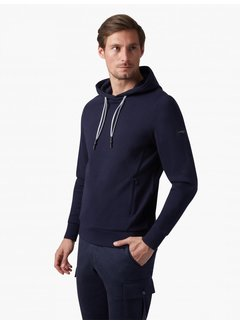 Cavallaro Napoli Hooded Sweater Tognazzi Dark Blue (120215007 - 699000)