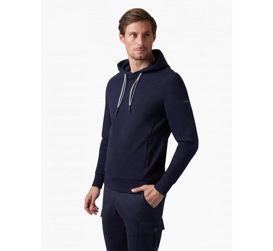Hooded Sweater Tognazzi Dark Blue (120215007 - 699000)