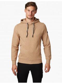 Cavallaro Napoli Hooded Sweater Tognazzi Beige Melange (120215007 - 826000)N
