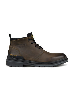 PME Legend Schoenen Fleetman Pull Up Leather Khaki (PBO216037 - 8208)