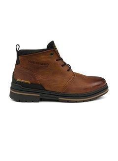 PME Legend Schoenen Fleetman Pull Up Leather Cognac (PBO216037 - 898)