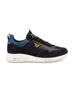 PME Legend Sneakers Notcher Leather Navy (PBO216014 - 599)