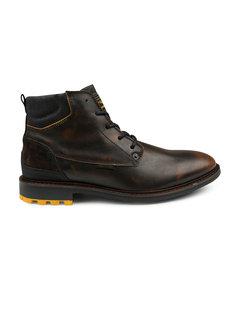 PME Legend Schoenen Huffster Leather Dark Brown (PBO216025 - 771)