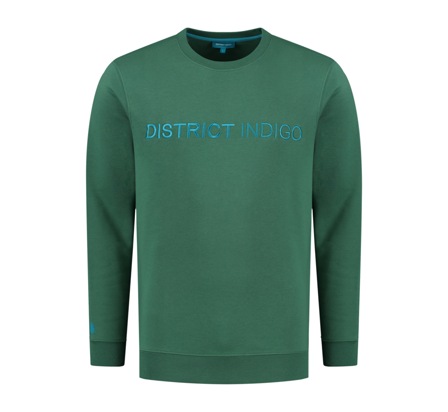 Sweater Groen (7.12.300.305 - 074)