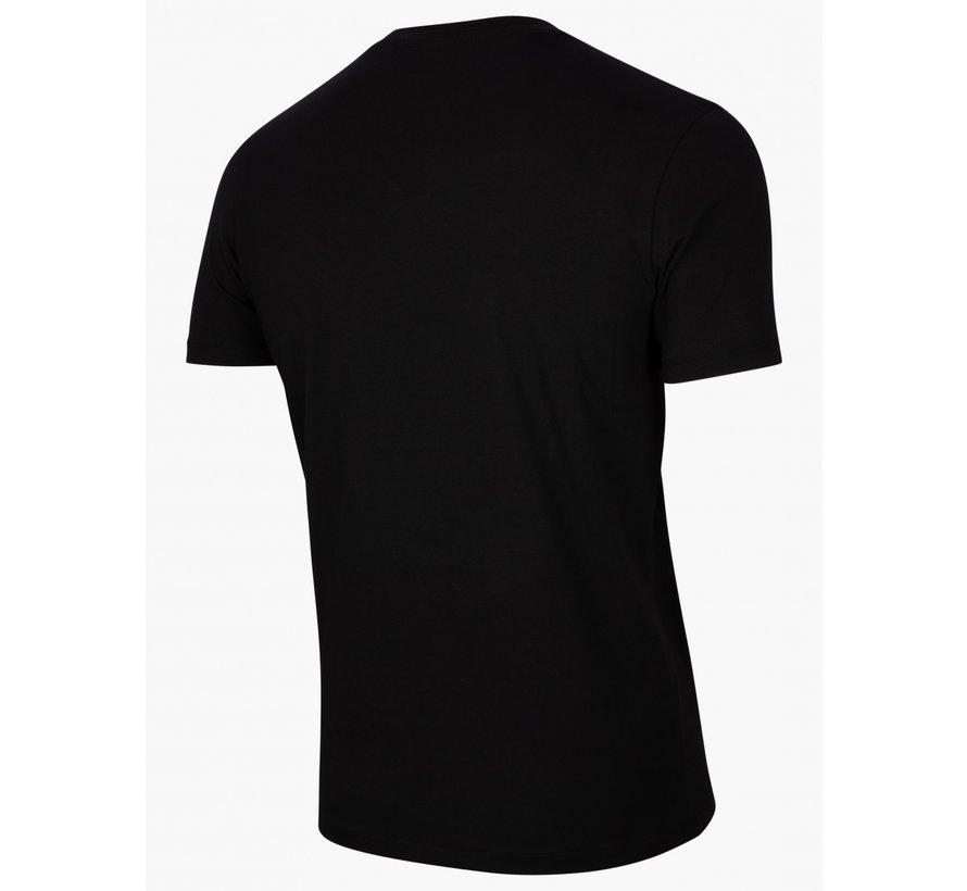 T-shirt Athletic Black (117216000 - 999000)N