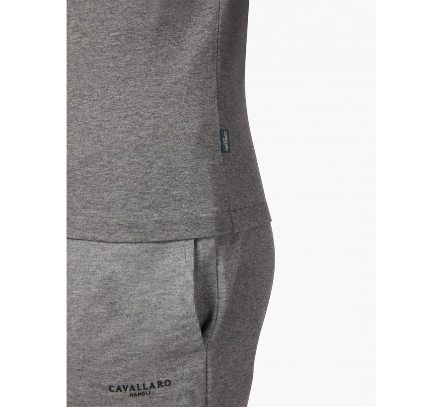 T-shirt Athletic Grey Melange (117216000 - 950000)
