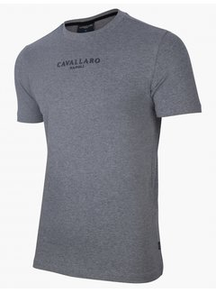 Cavallaro Napoli T-shirt Athletic Grey Melange (117216000 - 950000)