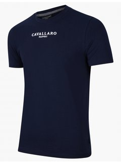 Cavallaro Napoli T-shirt Athletic Dark Blue (117216000 - 699000)