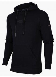 Cavallaro Napoli Hooded Sweater Athletic Black (120216001 - 999000)N