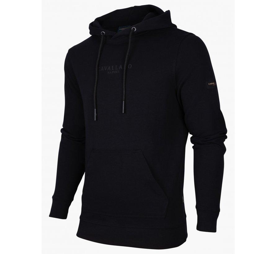 Hooded Sweater Athletic Black (120216001 - 999000)N
