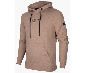 Cavallaro Napoli Hooded Sweater Athletic Beige (120216001 - 826000)N