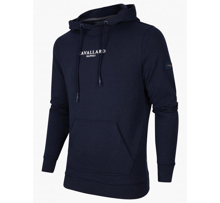 Hooded Sweater Athletic Dark Blue (120216001 - 699000)N