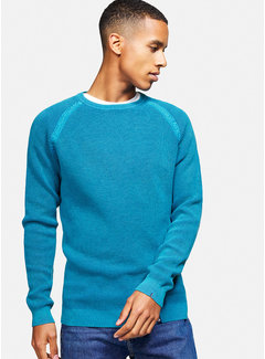 Colours & Sons Pullover Ronde Hals Deep Sea Blauw (9221 - 101 - 599)