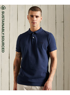Superdry Polo Blauw (M1110275A - 64H)