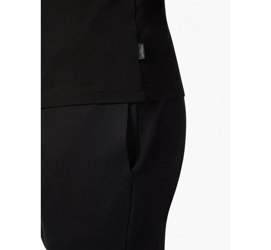Sweatpants Athletic Black (121216000 - 999000)N