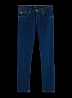 Scotch & Soda Jeans Ralston Regular Slim Fit Blauw (163212 - 4458)