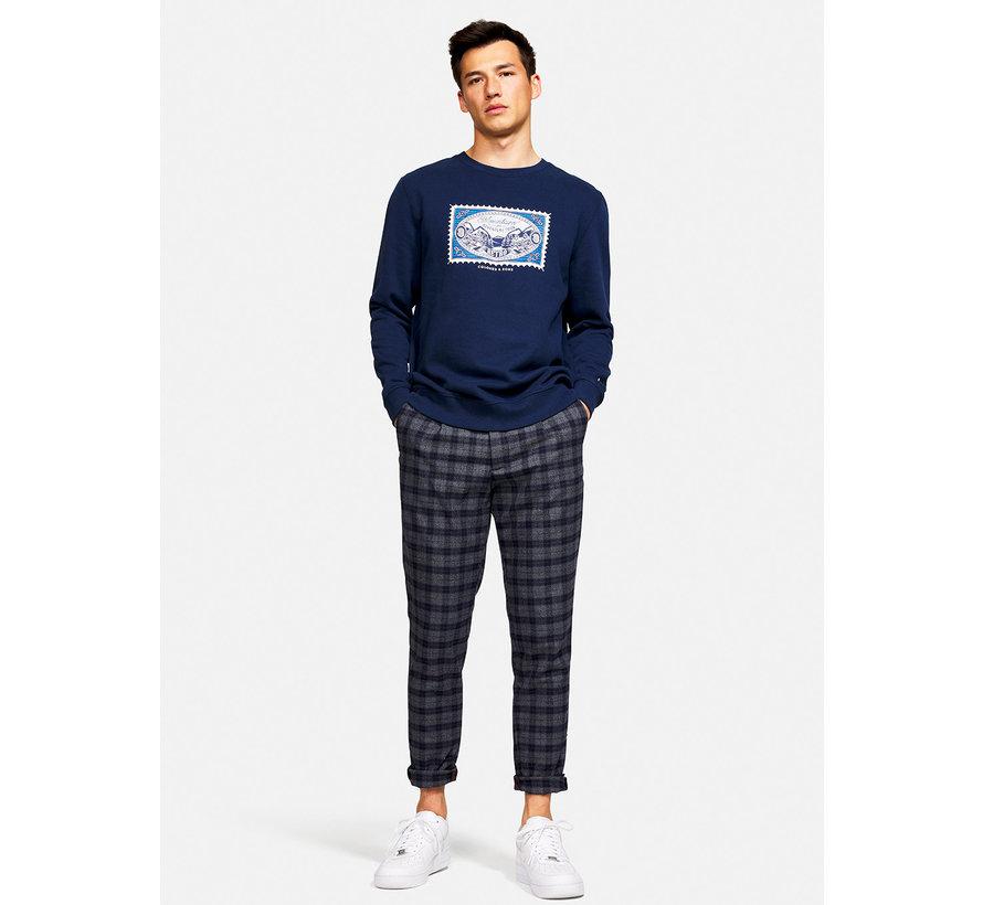 Sweater Navy Blauw (9221-440-699)
