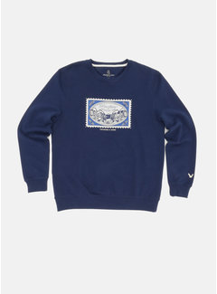 Colours & Sons Sweater Navy Blauw (9221-440-699)