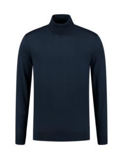 Dstrezzed Coltrui Merino Wool Navy Blauw (405462 - 649)