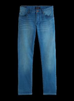 Scotch & Soda Jeans Ralston Regular Slim Fit Blauw (165344 - 4654)