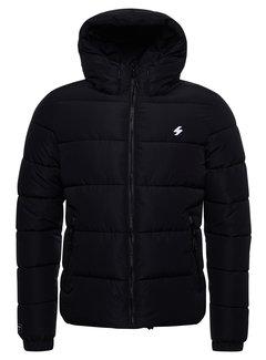 Superdry Padded Jacket Sports Zwart (M5011212A - 02A)
