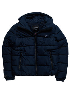 Superdry Padded Jacket Sports Eclipse Navy Blauw (M5011212A - 98T)