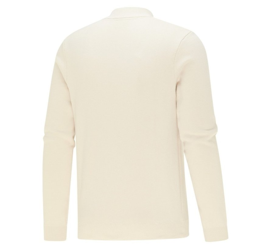 Blue Industry Sweater Met Logo Stone (KBIW21 - M6 - STONE)