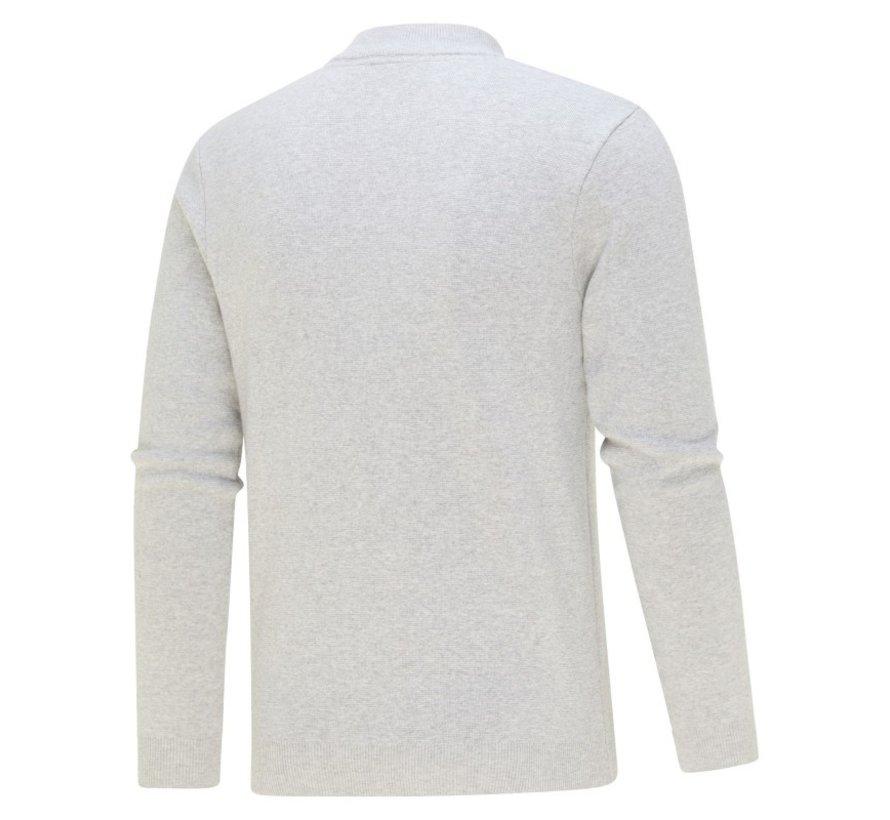 Sweater Met Logo Grijs (KBIW21 - M6 - GREY)