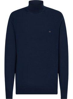 Calvin Klein Coltrui Superior Wool Navy (K10K102736 - 0XX)