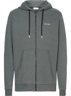 Calvin Klein Hooded Sweat Vest Balsam Green (K10K10732 - LA7)