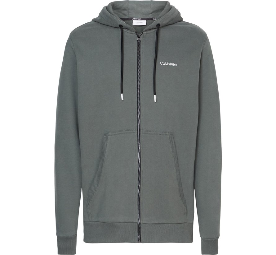 Hooded Sweat Vest Balsam Green (K10K10732 - LA7)