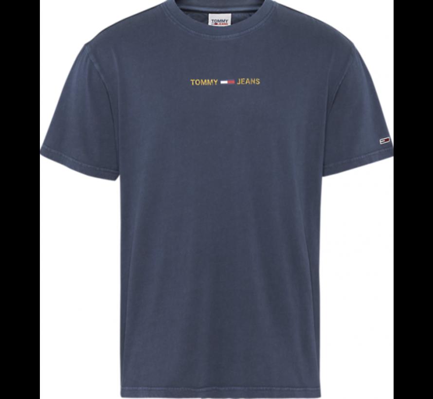 T-shirt Metallic Logo Navy (DM0DM11608 - C87)