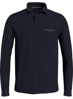 Tommy Hilfiger Polo Jersey Slim Fit Desert Sky (MW0MW20181 - DW5)