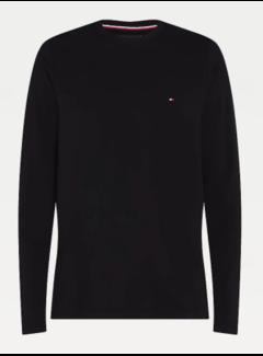 Tommy Hilfiger T-shirt Ronde Hals Zwart (MW0MW10804 - BDS)