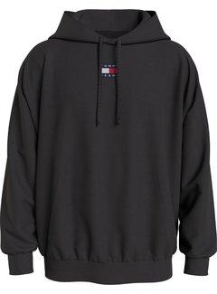 Tommy Hilfiger Hooded Sweater Zwart (DM0DM10904 - BDS)