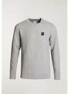 CHASIN' Sweater BULLET Licht Grijs (4.111.219.133 - E81)