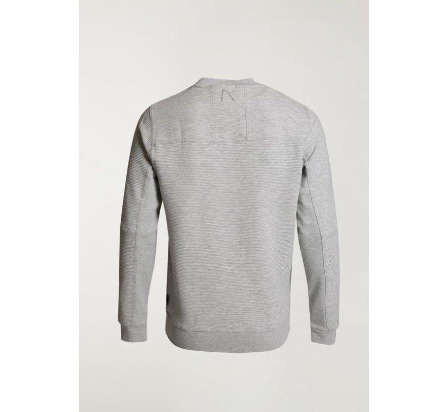 Sweater BULLET Licht Grijs (4.111.219.133 - E81)