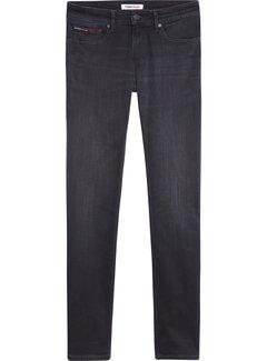 Tommy Hilfiger Jeans Scanton Slim Fit Zwart (DM0DM09561 - 1BZ)