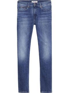 Tommy Hilfiger Jeans Scanton Slim Fit Mid Blauw Stretch (DM0DM09564 - 1A5)
