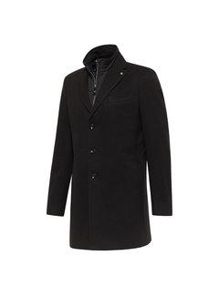 Blue Industry Coat Black (OBIW21 - M1)