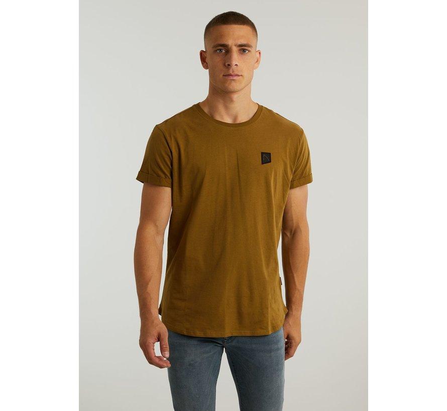 T-shirt Ronde Hals BRODY Goud (5.211.213.148 - E38)