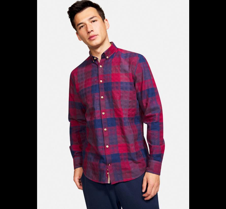 Overhemd Check Multicolor (9221 - 250 - 252)
