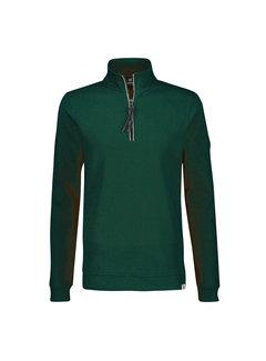 Lerros Half-Zip Sweater Deep Forest (2184402 - 656)