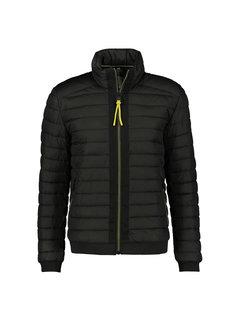 Lerros Winterjas Gewatteerd Black (2187010 - 290)